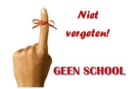 geen school